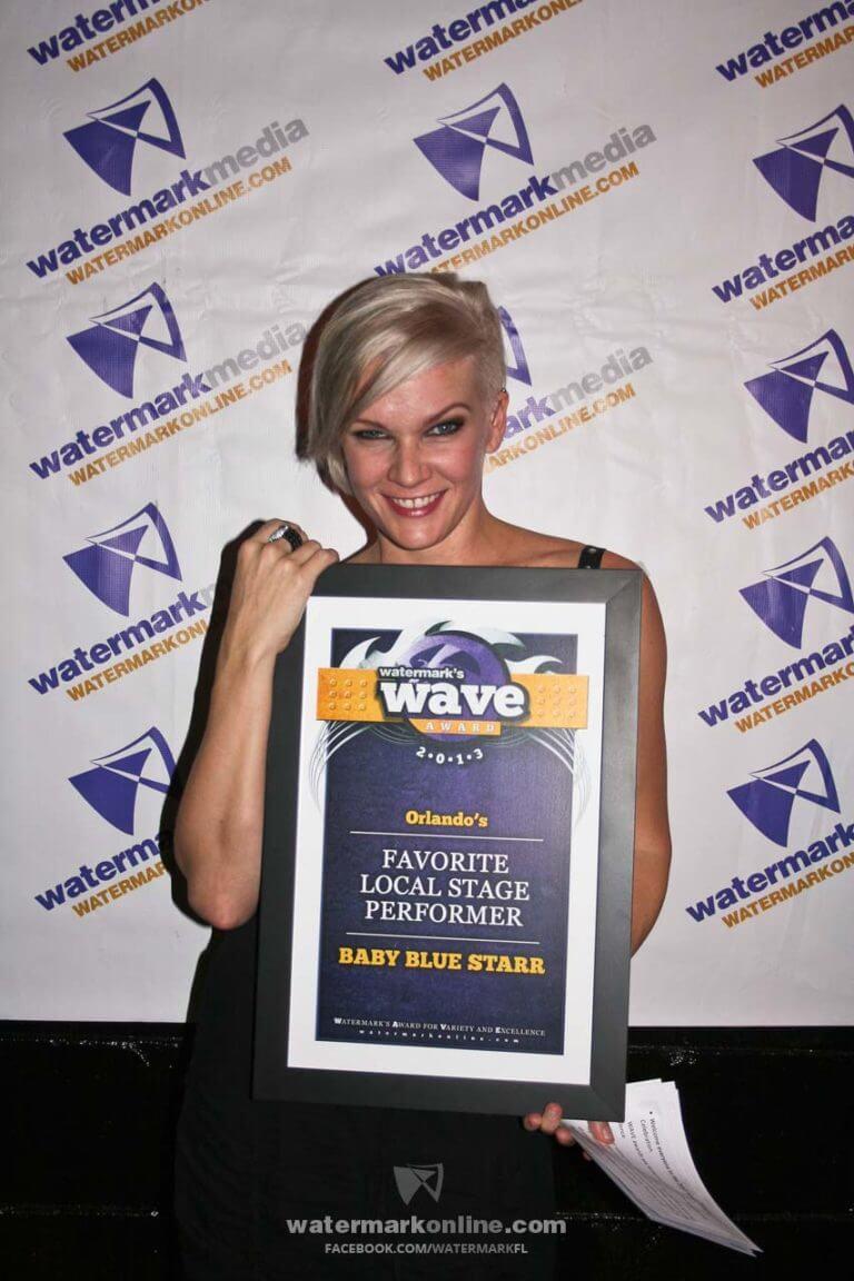 Blue Starr - owner of The Venue - Ivanhoe Village - Orlando Florida