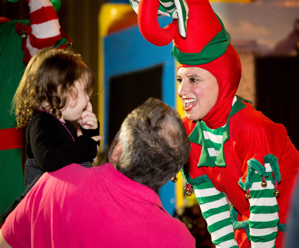 Jingle Eve - 2013 - Ivanhoe Village - Orlando Florida