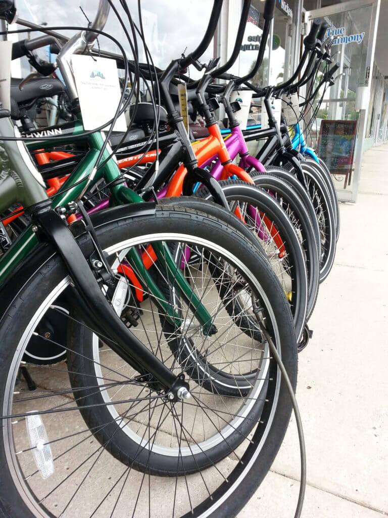 Bike Ivanhoe Village