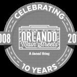 Orlando Main Streets 10-Year Anniversary - grey