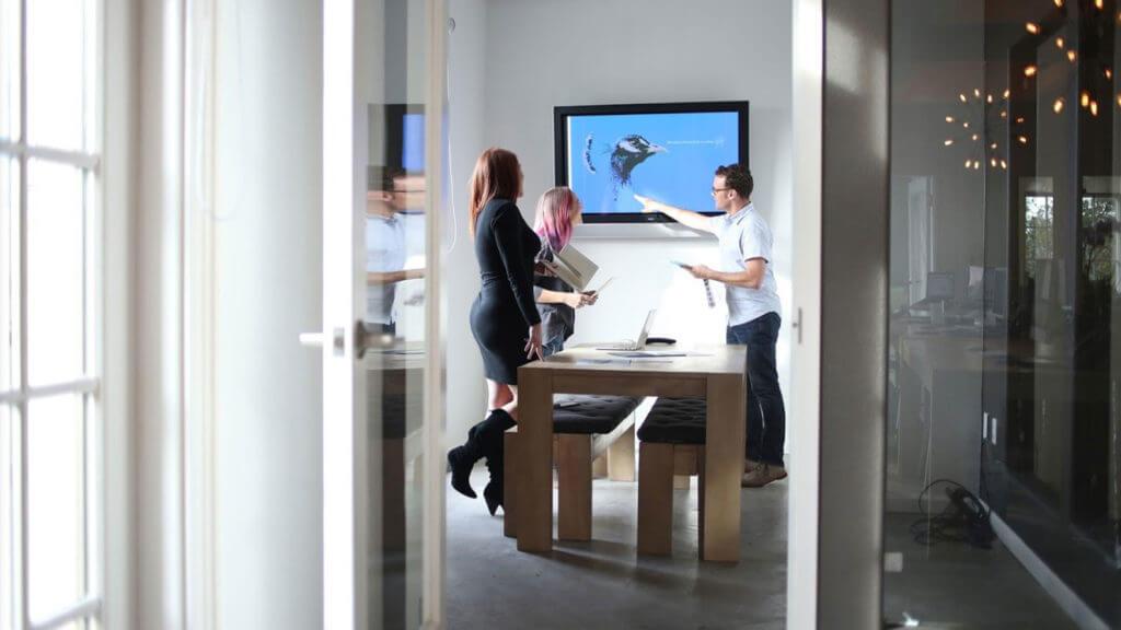 Prismatic - office photo