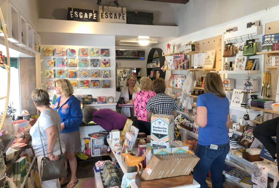 Small Business Saturday 2018 in Ivanhoe Village - Orlando Florida
