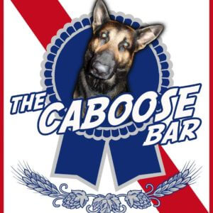 The Caboose Bar - Ivanhoe Village - Orlando FL