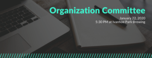 Organization Committee Event Banner