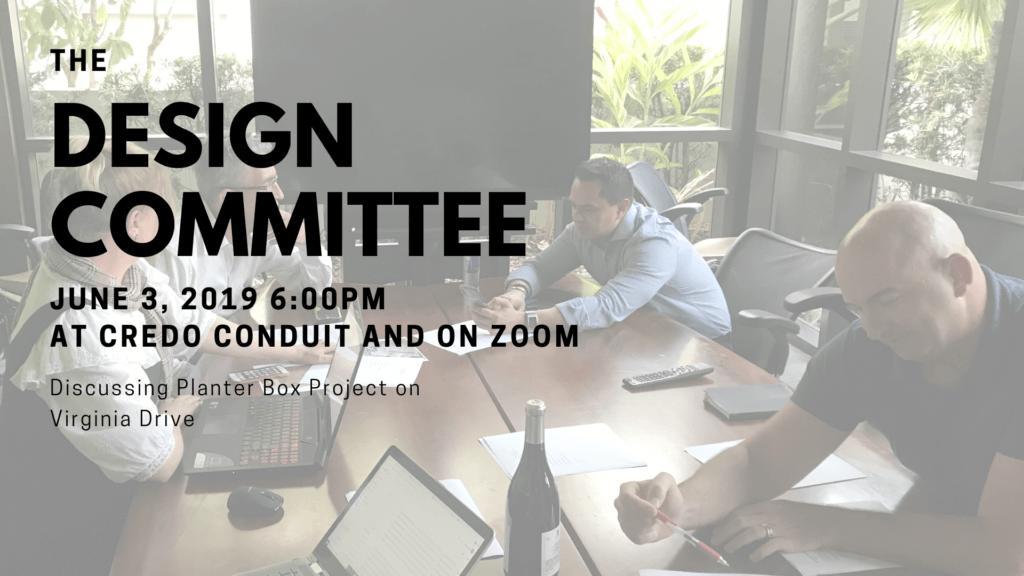 Design Committee Banner