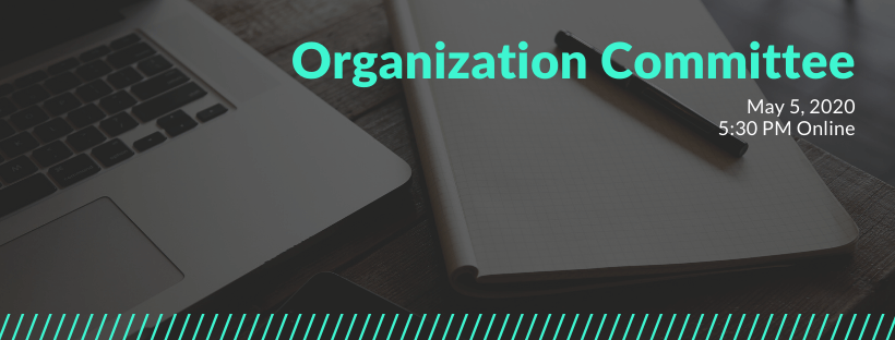 Organization Committee Banner
