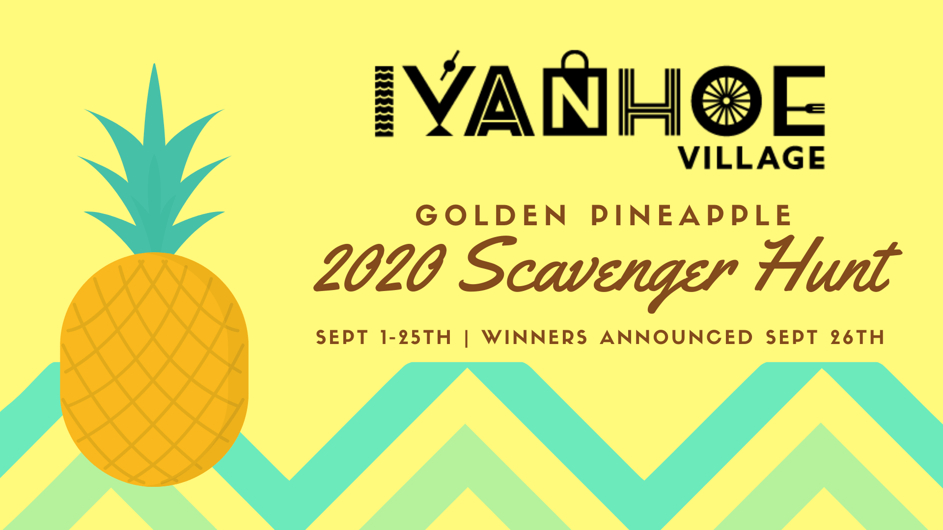 2020 Scavenger Hunt