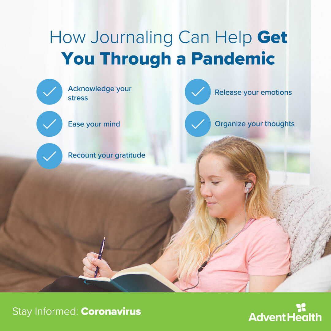 Journaling with AdventHealth