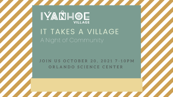 It Takes A Village: A Night of Community