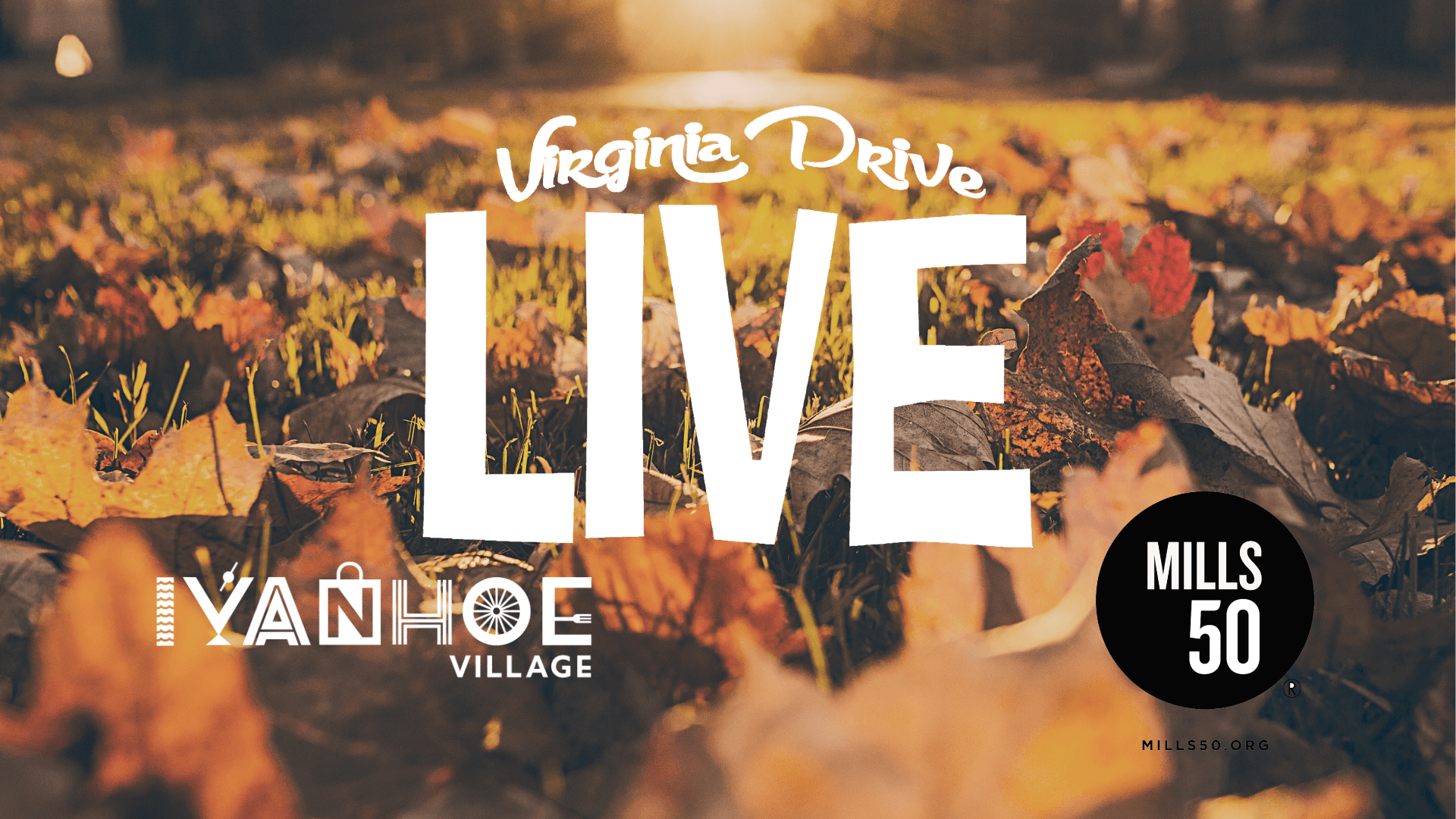 Virginia Drive Live! a community event in local Orlando