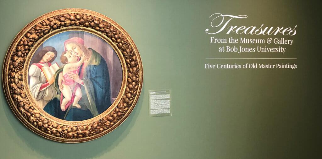 Orlando Art Museum Treasures Exhibit